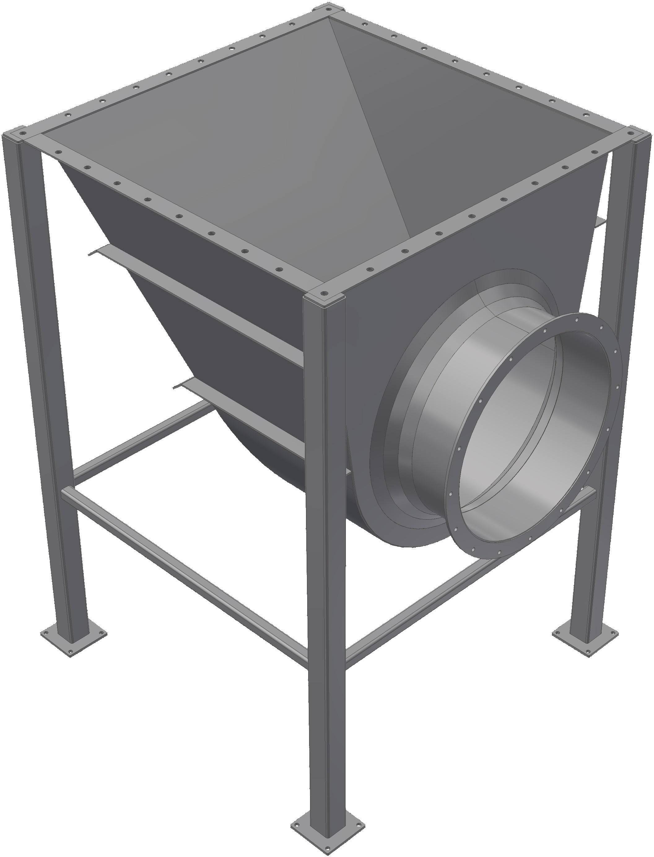 Inlet box obrázek